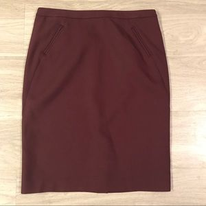 Ann Taylor Loft Pencil Skirt | 4